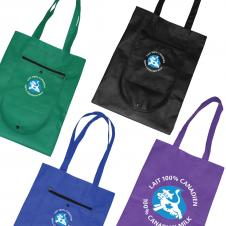 Foldable tote bag non-woven polypropylene #RushExpress72hrs