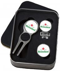 Scorpion Divot Tool 5 Piece Gift Set in Metal Mesh Tin (Quick Ship)