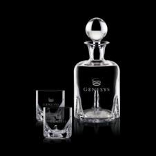 Hillcrest Decanter & 2 OTR