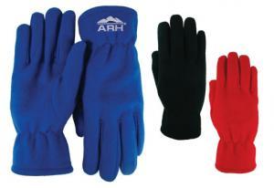 Embroidered Economy Fleece Gloves