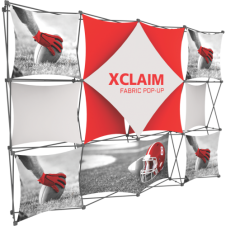 XCLAIM 10' Full Height Kit 06
