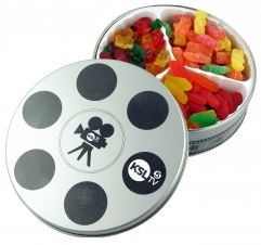 Movie Reel Tin- Butter Popcorn
