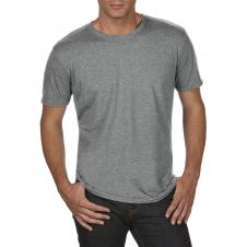 ANVIL - 6750 - T-Shirt - Triblend Crew Neck Tee - 50/25/25 - Graphite Cendré - Medium