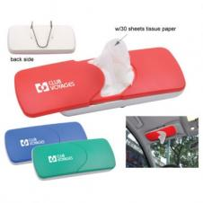 Car Visor Tissue Dispenser