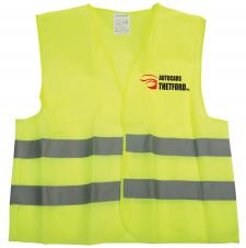 Safety Vest #RushExpress72hrs