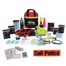 Highway Standard Automotive Safety Kit - 51 Pieces