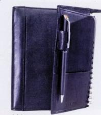 Lambskin Address Book (Full Grain Nappa)