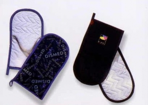 6-1/2x11 2 Pc. Stock Oven Mitt