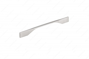 Contemporary Metal Pull - 9253 - 270 mm / 12 mm - Brushed Nickel