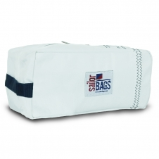 Toiletries Kit - White/Blue