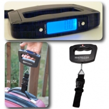 The Swiss Force® World Traveler Digital Luggage Scale