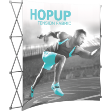 HopUp - Curved 3x3 - 8' (83 x 89)