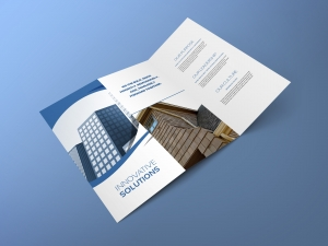 Brochures - 100lb + Matte Finish