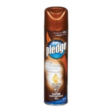 PLEDGE EXTRA MOISTURIZING FURNITURE POLISH