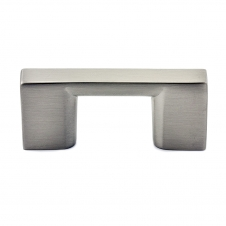 Contemporary Metal Pull - 8160 - 32 mm - Brushed Nickel