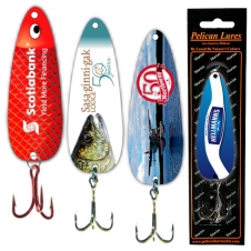 Pelican Lures Casting Spoons