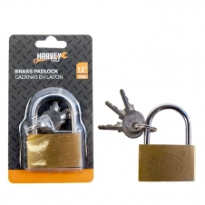 HARVEY TOOLS - CADENAS EN LAITON - 40 mm