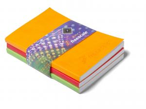 3 Pack of Euro Soft Cover Journals (4x6)