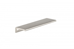 Contemporary Aluminum Edge Pull - 9898 - 128 mm - Stainless Steel
