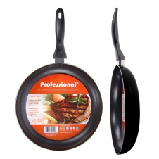 PROFESSIONAL - FRY PAN, W/NON STICK COATING, 11 BLACK