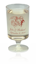 Plastic Stemware - 5.75oz Wine Cup