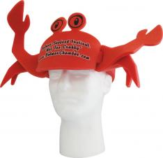 Adjustable Band Hat - Crab