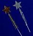 Glitter Star Wand