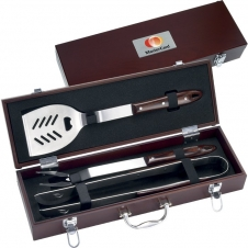 3 Pc. Executive Barbecue Set