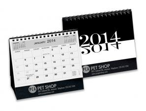 Desk Calendars - DELUXE - DOUBLE VIEW®