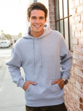 AlStyle - 1573 - Fleece collection - Adult Pullover Hoodie - 80/20