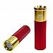 Olympia - Lampe de poche en forme de cartouche de fusil style 12 gauge - Piles non incluses