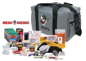 Shield 1 Survival/ First Aid Kit with Hygiene Items (102 Piece Set)