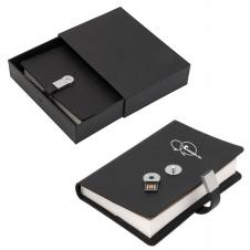 Info Mate USB 4GB Flash Drive Journal