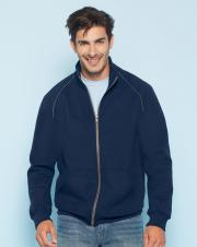 Gildan 92900 - Fleece full zip premium cotton - 75/25