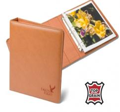 Nappa Leather Photo Album