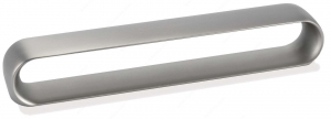 Contemporary Metal Pull - 8415 - 192 mm - Brushed Nickel