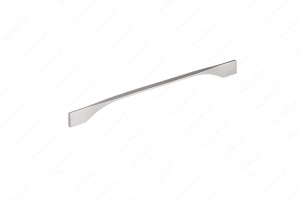 Contemporary Metal Pull - 9253 - 331 mm / 12 mm - Brushed Nickel