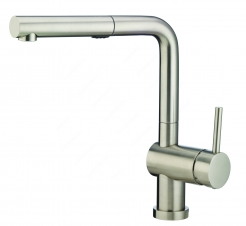 Blanco Kitchen Faucet - Posh - Stainless Steel