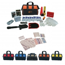 Premium Survival Kit - 74 Pieces