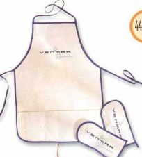 Kitchen Set (Apron/Mitt)