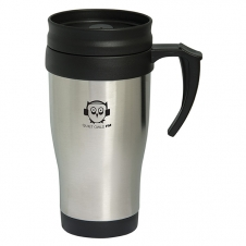 Stainless Steel Travel Mug 13.5oz/400ml