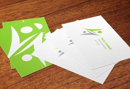 Business Card 16pt Matte Finish Impression911 Com