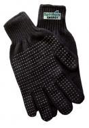 Men's Embroidered Gripper Gloves