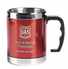 Colorful stainless steel desk mug #RushExpress72hrs