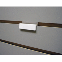 Brochure Holder Accessories - Slatwall Bracket