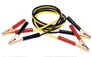 Booster Cables - 8 Foot / 10 Gauge (Blank Only)