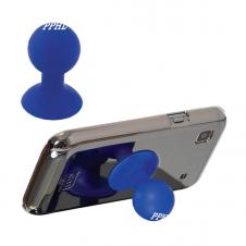 SILICONE BALL CELL PHONE STAND