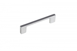 Contemporary Metal Pull - 8160 - 96 mm - Chrome