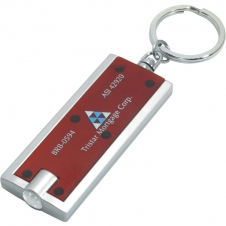 Key ring with lock LED light #RushExpress72hrs