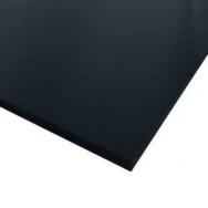 Sintra Sheet - 3mm - 48 x 96 - Black